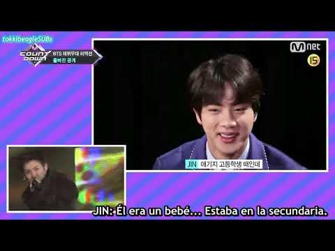 [SUB ESPAÑOL] BTS MCD DEBUT STAGE REACTION VIDEO FULL VERSION