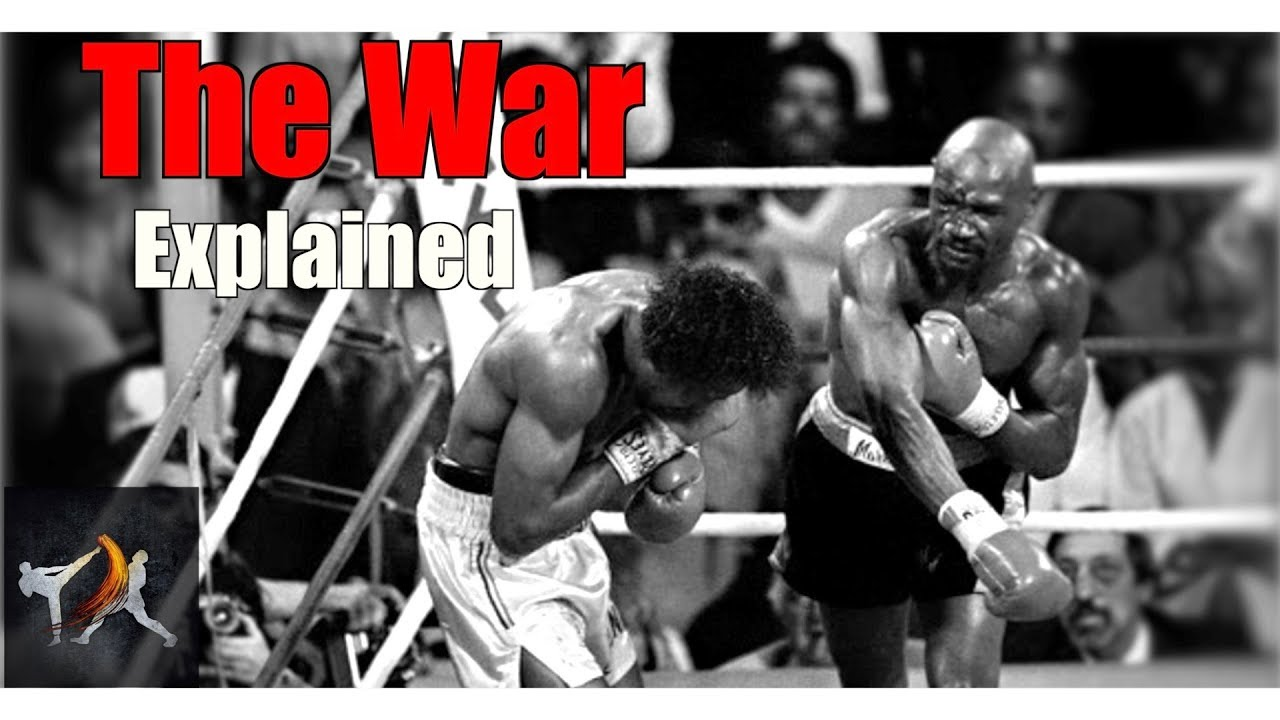 The War  - The Most Explosive Fight In Boxing Explained |Hagler vs Hearns Fight Breakdown|