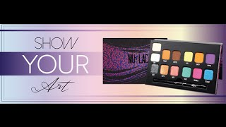 PALETTE DIFFERENT By MULAC -LaCindina- | Mya Beauty Thumbnail