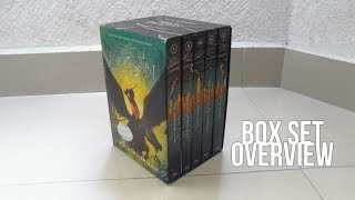 Percy Jackson and the Olympians Box Set Overview