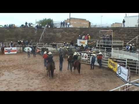 Scotty Kormos Train Wreck At Nfr 2011 Doovi