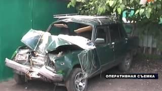 Авария в Слободзее