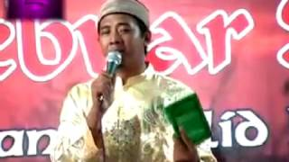 Muhammadun basyarun lakal basyari Zainul arifin