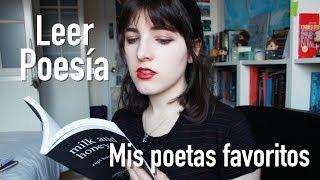 leer poesa recomendaciones libros y poetas