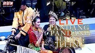 SIti Nurhaliza & SM Salim - Pandang Pandang Jeling Jeling (Official Live Video)