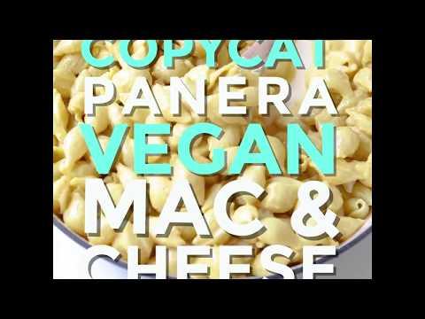 Copycat Vegan Panera Mac and Cheese