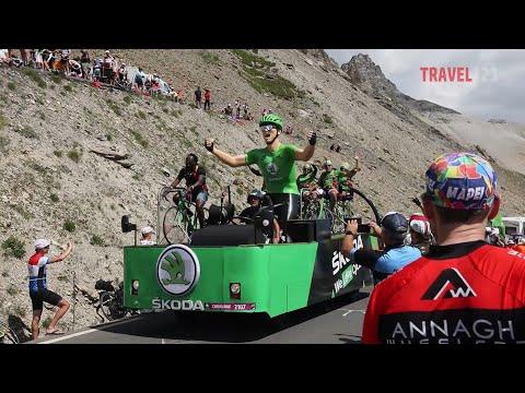 TRAVEL123. Путешествие на Тур де Франс 2019