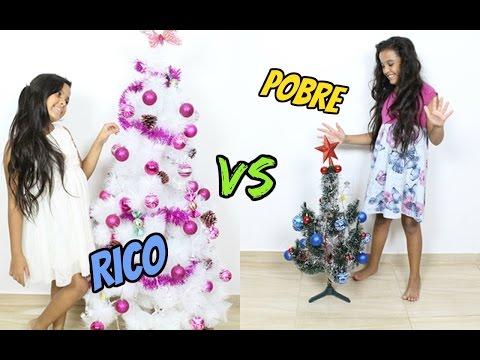 Rico Vs Pobre 4  Especial de Natal