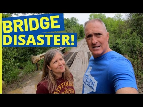 Too Heavy For The Bridge - Full Time RV