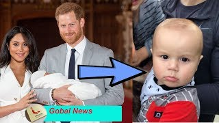 Prince Harry revealed the image of Archie, the fans panicked when he looked like a 1-year-old child