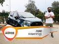 Ford EcoSport ST-Line 2019 ???/ Al volante / Review / Supermotoronline.com