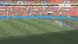 fifa world cup 2014   best moments hd  dar um jeito