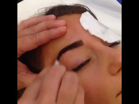 Henna Eye Brow Training Uk Youtube