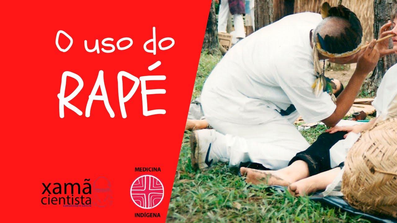 Aprenda sobre o uso de Rape | medicina da floresta