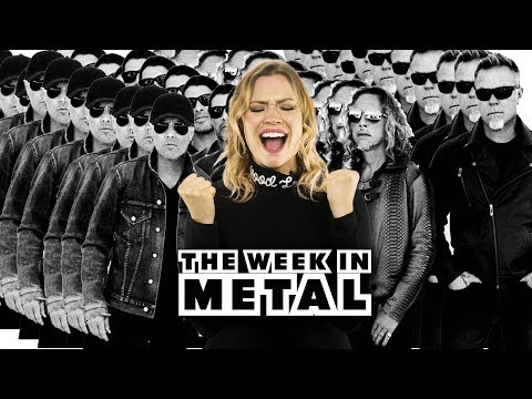 SEE EVERY METALLICA SHOW FOR $598!! - The Week in Metal - March 6, 2018