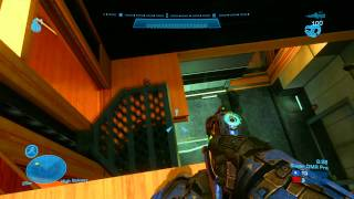 Halo Reach 2v2 Online Multiplayer Gameplay 1080p HD ShinDeon Z