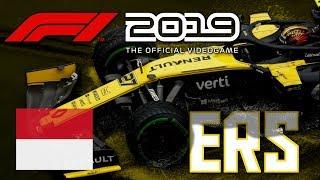 F1 2019 | ERS GP Monako (F4) #6