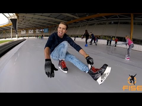 Freestyle Ice Skating 1 || Eindhoven