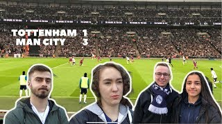TOTTENHAM 1-3 MAN CITY| Ft. George Achillea, xDuoMax and Spurs {XY}