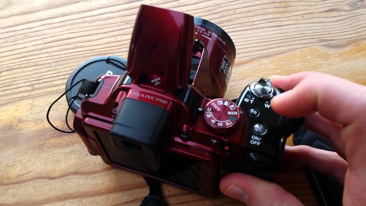 Panne Coolpix P520 Ou Larnaque Nikon