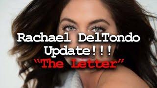 The Letter - Rachael Deltondo Update 08-28-18