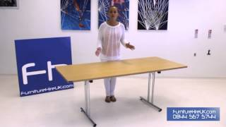 Modular Rectangular Table (1800mm) Demo - Furniture Hire Uk