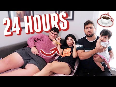 HANDCUFFED TO MY HUSBAND'S BROTHER FOR 24 HOURS *BAD IDEA*