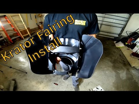 How To: Krator Fairing Install