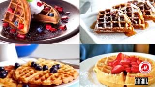 Обзор вафельницы GFgril GF-020 Waffle Pro