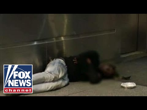 NY Penn Station: 'Home' to homelessness and lib decay