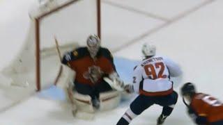 Evgeny Kuznetsov Overtime Goal vs Florida