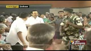 Stalin's complaint about non-issuance of  Pongal gift package