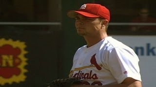 2000 NLDS Gm1: Ankiel throws five wild pitches