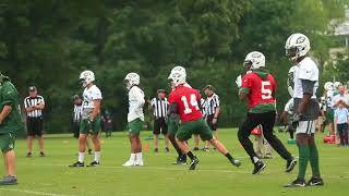 Jets minicamp Day 2: Sam Darnold's fumble
