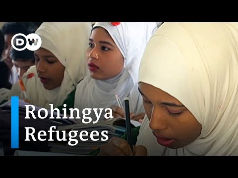 Bangladesh: Rohingya Children Barred From Schools| DW News