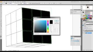 Create a Stylized, Vector Rubik's Cube - Part 1
