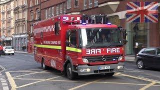 [Big Collection] London Fire Brigade responding