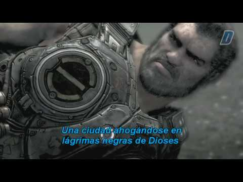 """Gears of War 3 - Trailer debut  (sub. español) : """"Ashes to ashes"""""""