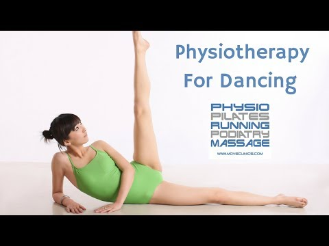 Dance Training: Physiotherapy & Strength For Dancers