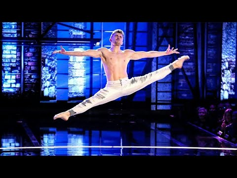 "MICHAEL DAMESKI ""Perfect"" NBC World Of Dance 2018 (QUALIFIERS) Full HD"