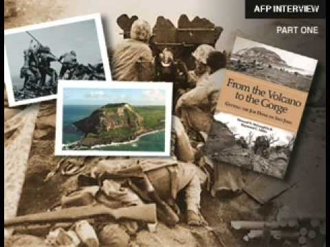 2 Marines Talk About Their Time on Iwo Jima -- Part 1