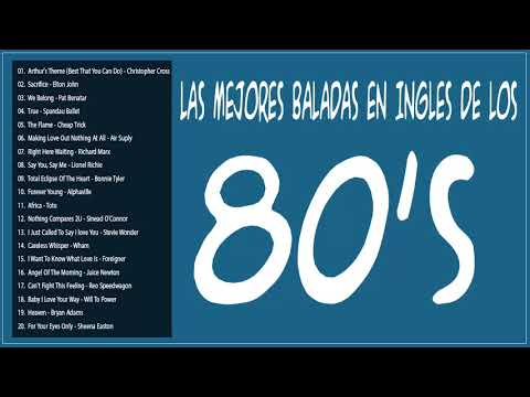 descargar Musica mp3 baladas en ingles