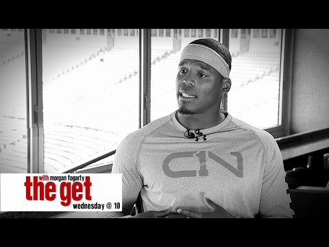 Cam Newton on The Get, Wednesday on WCCB, Charlotte