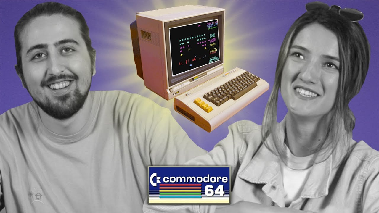 50 TOP COMMODORE 64 GAMES FROM MY CHILDHOOD...ARE YOUR'S THERE?