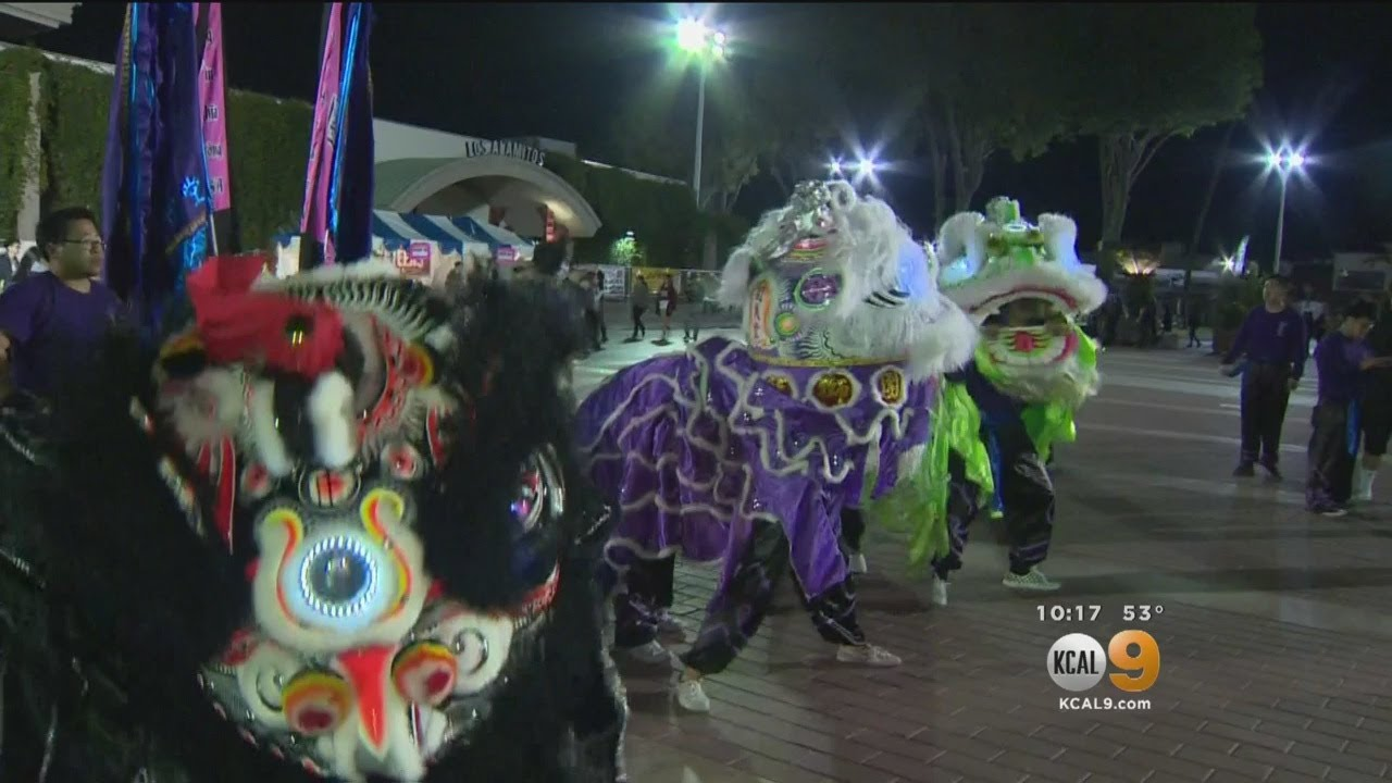 Thousands Gather To Celebrate Lunar New Year In OC