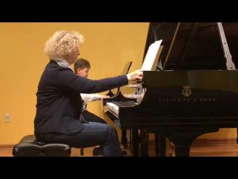 R. Gliere, Prelude F minor