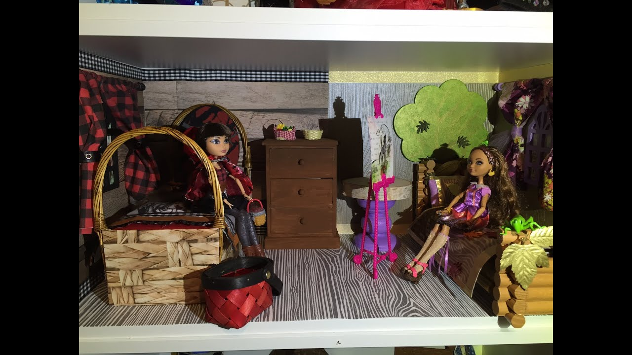 Dolls Toys And Games Gal Ever After High Dorm Rooms