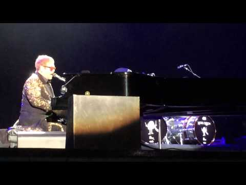 Elton John All the Young Girls Love Alice Atlanta Music Midtown 2015