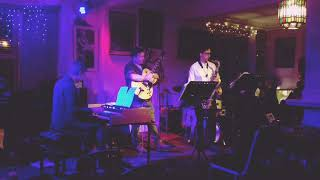 Tain - Nadim Teimoori, Sam Dunn, Tim Carter and Will Bartlett live at Southampton Modern Jazz Club