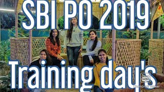 SBI PO TRAINING || AHMADABAD CIRCLE2019 ||TRAINING DAYS ROLLING WITH  THE  TIDE|| LEARN WITH AASTHA